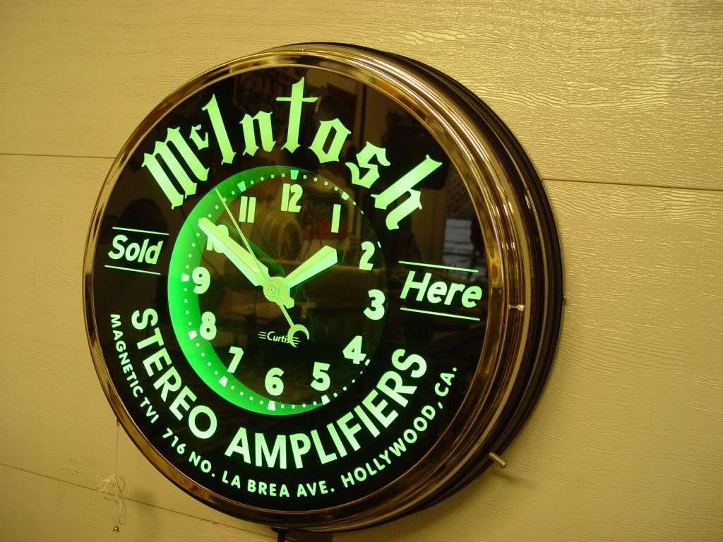 Mcintosh Wall Clock Clock Wall Clock Mcintosh