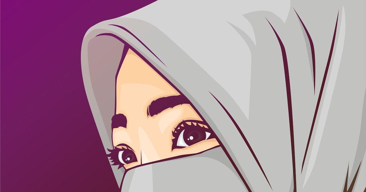 Womens Wallpaper Anime 19 Ideas For 2019 In 2020 Hijab Cartoon Hijab Drawing Islamic Cartoon