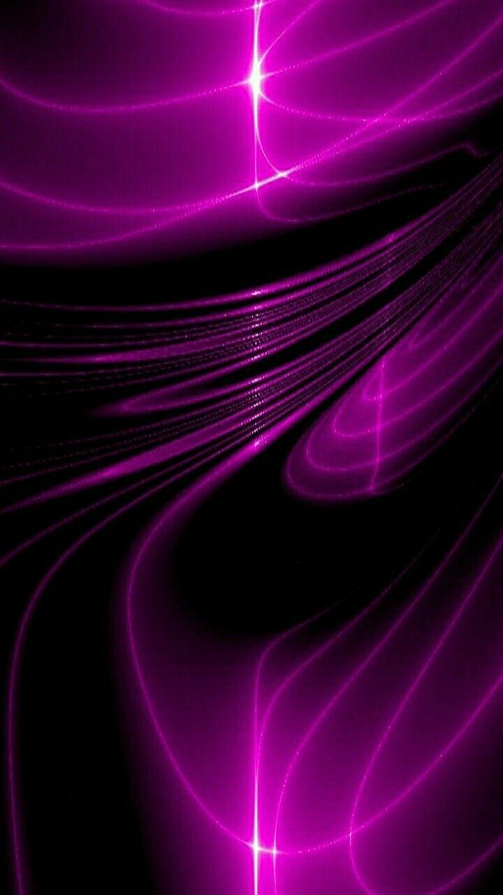 Обои фиолетовый фон, абстракция, рисунки. Абстракции foto 6