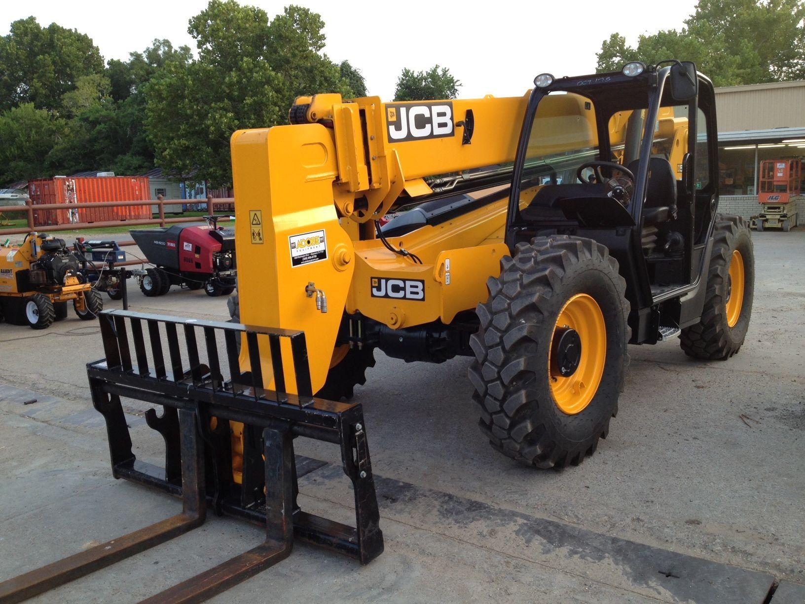 JCB 506-36 507-42 509-42 510-56 Telescopic Handler Service Repair Workshop  Manual