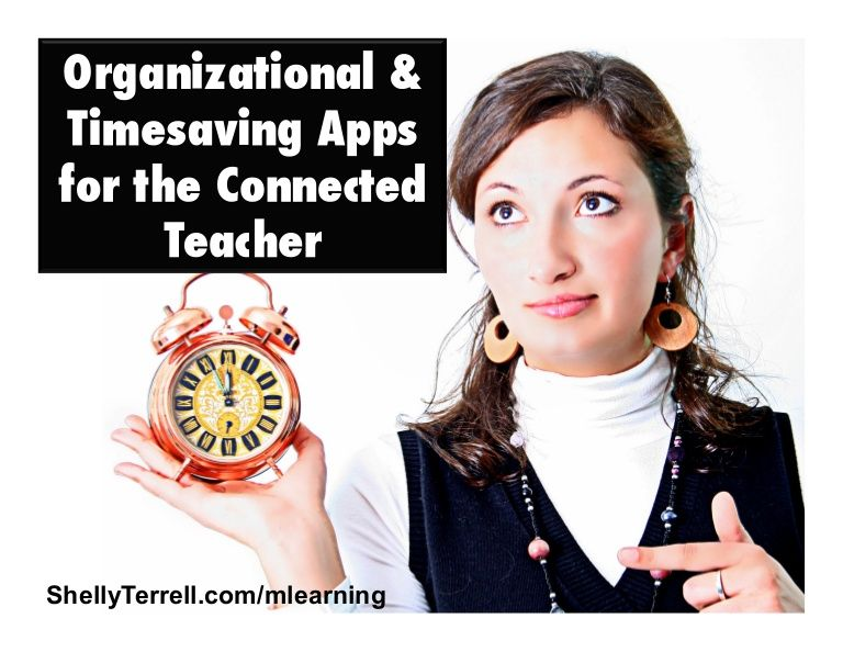 Organization and Timesaving Apps for the Connected Person