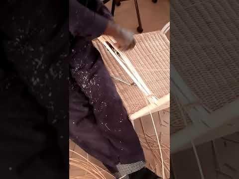 Rattan on wrought armchair weaving:. . @prilaga #woodland #woodart #pinterestphoto #rattanbasket #weldinghelmet #furniturebandung #furnituremurah #woodworker #wooden #pinterestideas #rattanbagbali #rattanbagmurah #stickwelding #furniturebali #prilaga #rattanchair #weldingrig #mypinterest #pinterestquotes #weldingart #furnituresurabaya #weldingporn #pinterestwedding