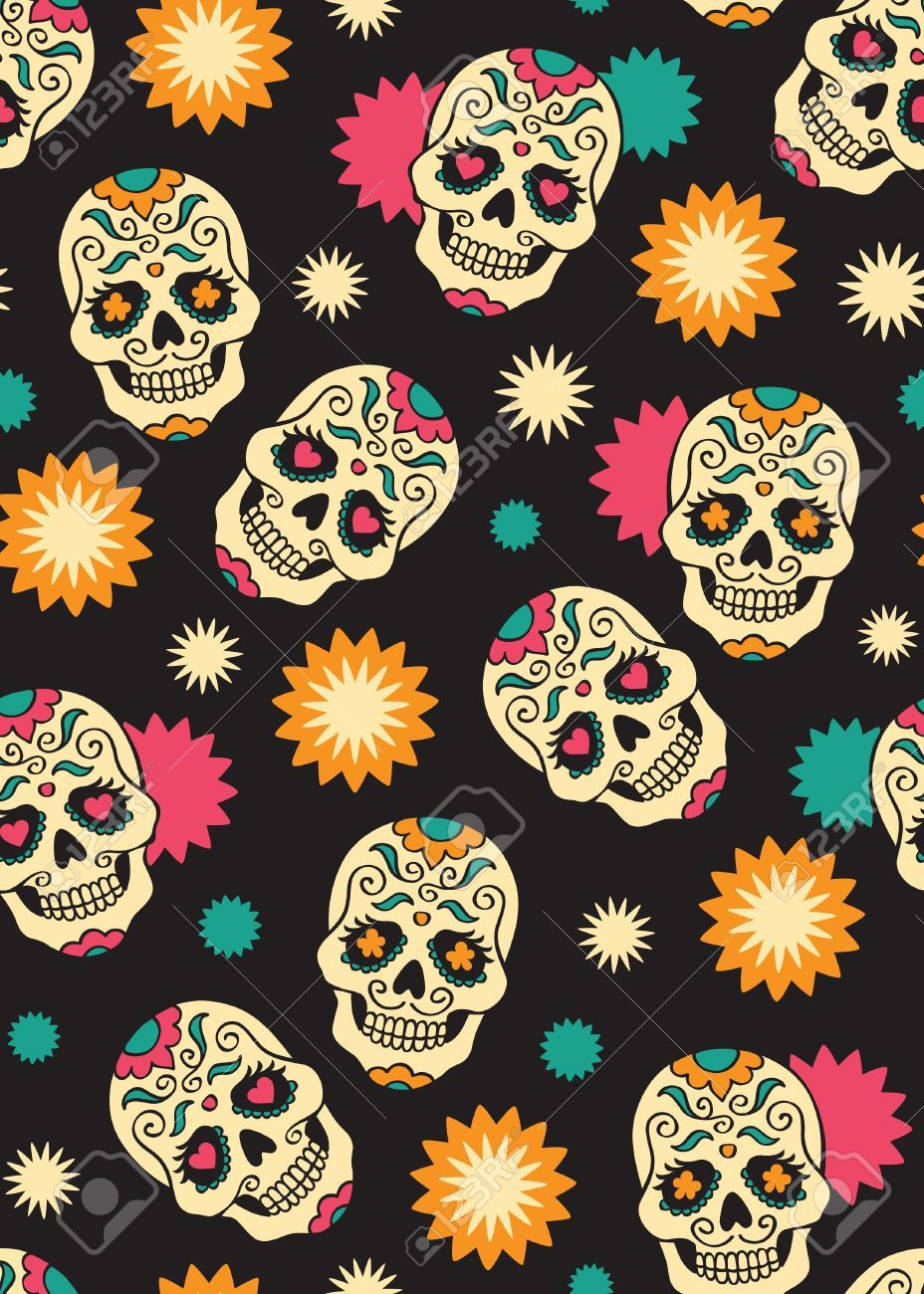 Mi Calavera Mexicana Favorita In 2019 Sugar Skull