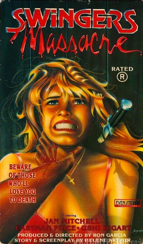 80s Horror Slasher Films Horror Movie Posters Slasher Movies