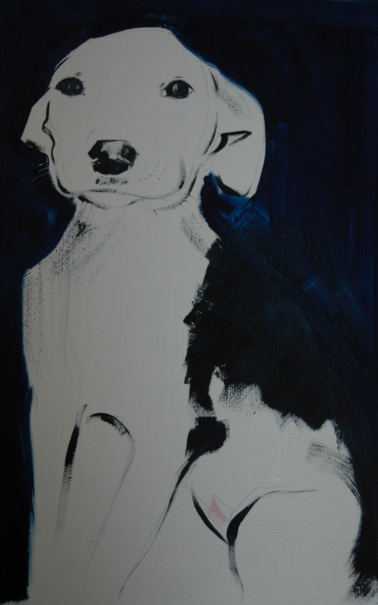 dogs — Sally Muir Dog artist, Dog paintings, Dog sketch