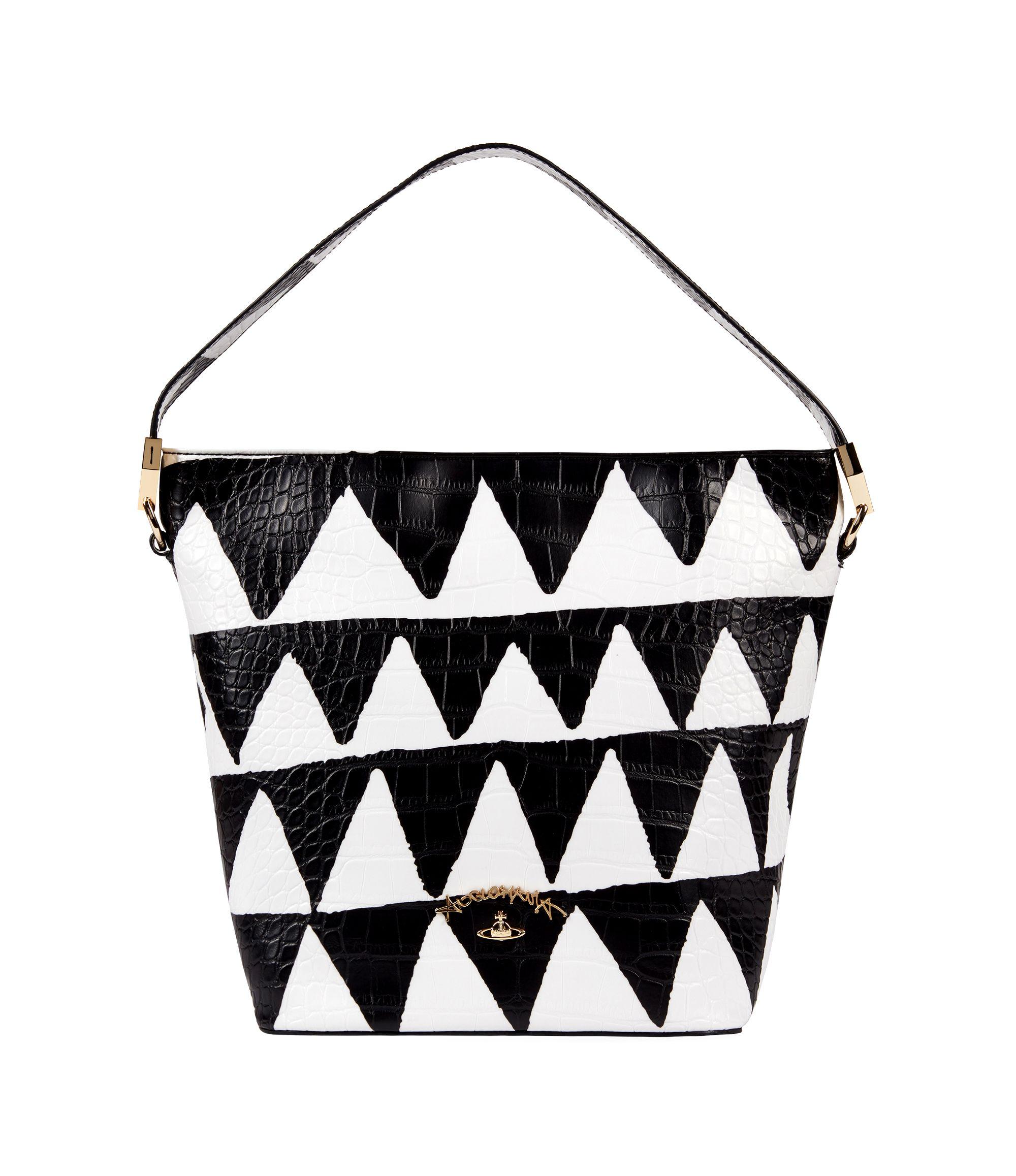 2dbd656613d VIVIENNE WESTWOOD Bristol Bag 7347 White Triangle. #viviennewestwood #bags  # #