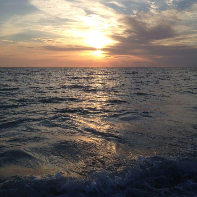 Treasure Island Beach: Treasure Island, Florida...relaxing & Not Overcrowded