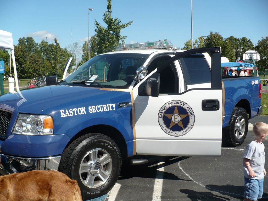 Easton Mall Security Emergency Vehicles Easton Town Center Vehicles