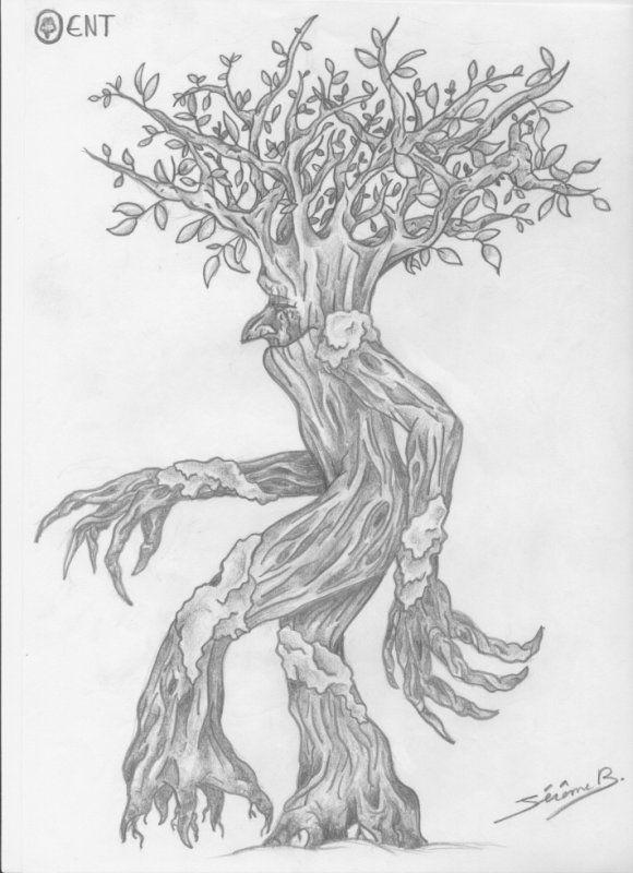 Dessin arbre fantastique recherche google dessins arbres anim s pinterest - Arbres dessins ...