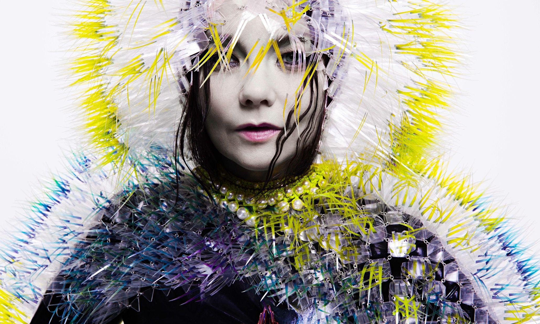 Creative extraordinaire Björk's latest revival