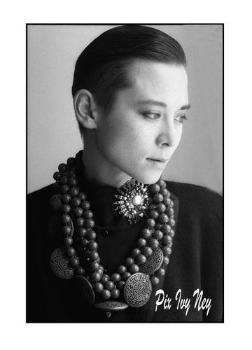 Tina Chow Icon Jewelry Style Icons Fashion Favorite