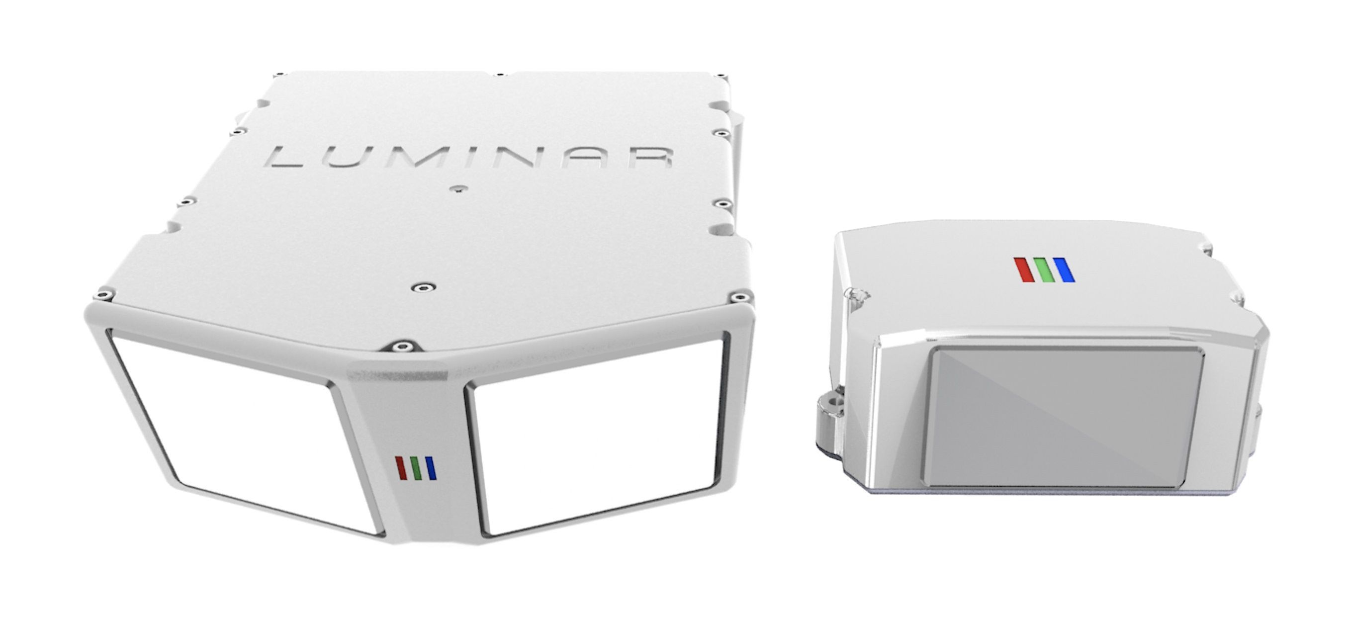 Luminar Eyes Production Vehicles With 100m Round And New Iris Lidar Platform Techcrunch Rear View Mirror Vehicles