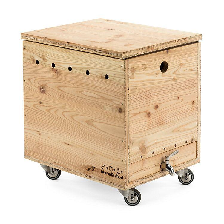 Wurmkiste Larchenholz In 2020 Wurmkiste Larchenholz Kiste