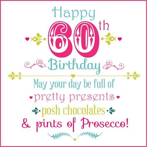 60th happy birthday birthday cards pinterest free cards top 240 birthday wishes and sixty years messages m4hsunfo Gallery