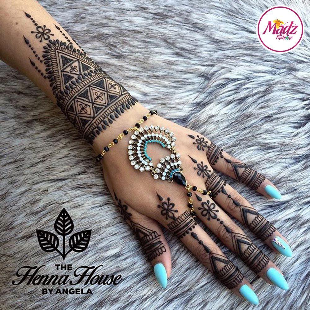 East Indian Henna Tattoo: Pin On Henna