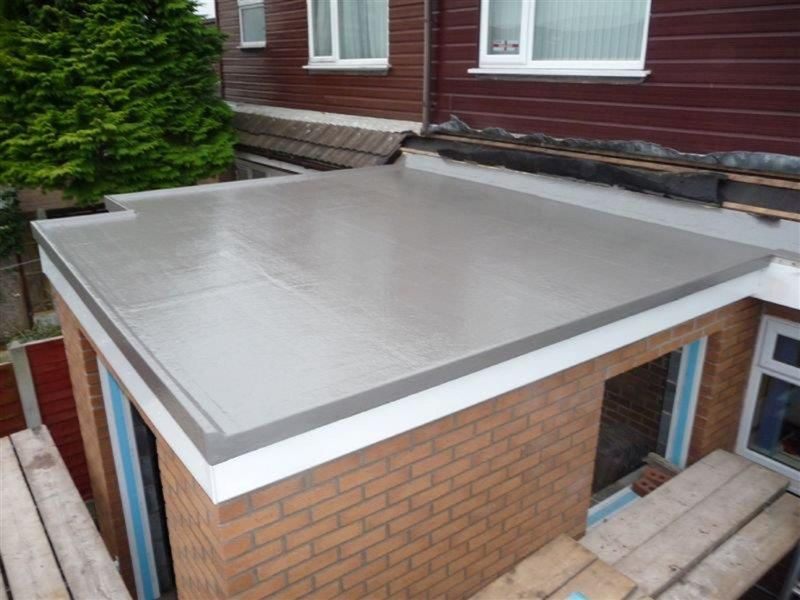 GRP Roofing System Fibreglass Roof Polyroof Products