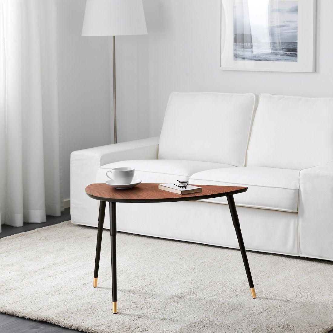 Lovbacken Side Table Medium Brown 30 3 8x15 3 8 Ikea Retro Side Table Coffee Table Ikea [ 1100 x 1100 Pixel ]