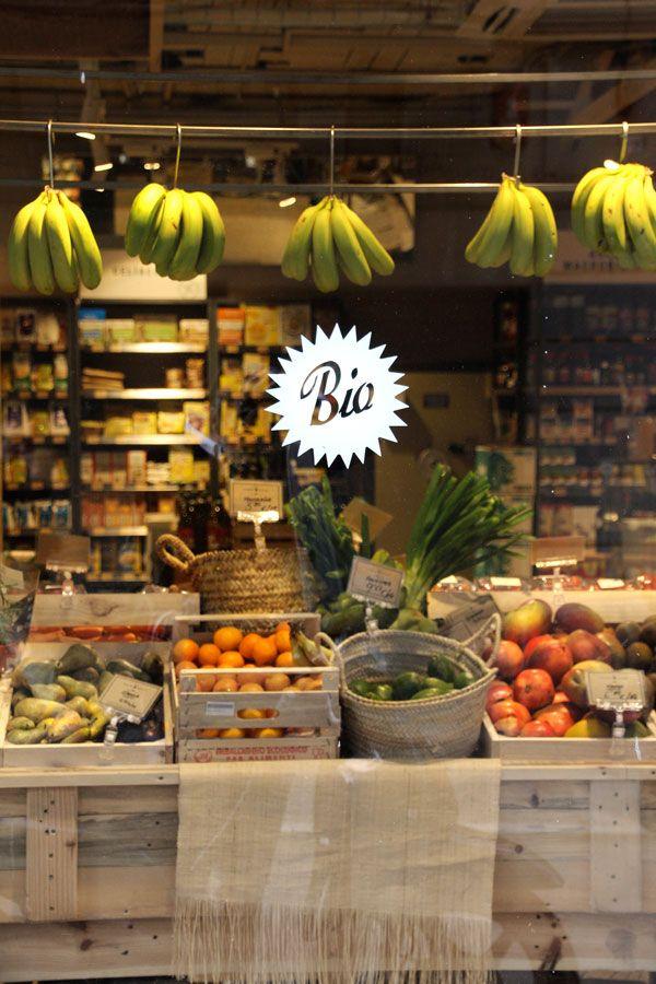 Organic Market el supermercado ecológico de barrio de Barcelona ...