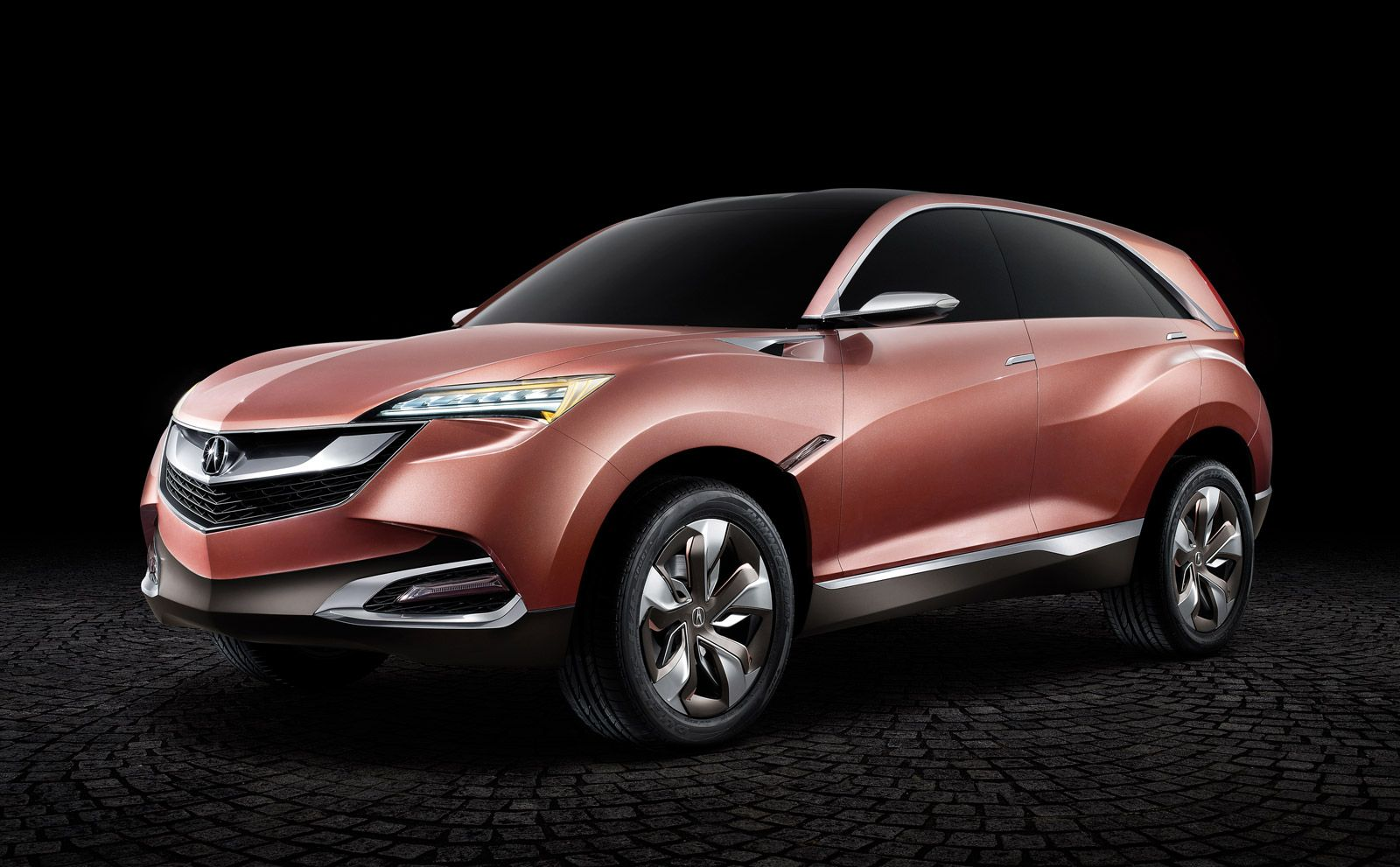 Acura considering honda vezel based compact crossover