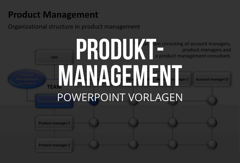 Produktmanagement leicht gemacht mit praktischen PowerPoint-Vorlagen ...