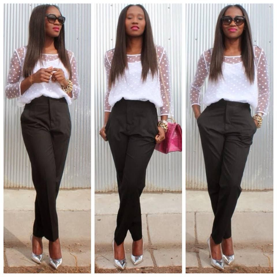 Smart casual dress code for ladies - Office Attire Office Outfits Office Wear Work Attire Receptionist Boss Lady Smart Casual Woman Style Spring Time