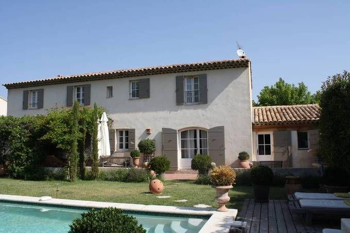 Vente Maison Aix-En-Provence-Puyricard 200 m² 1120000 u20ac Villa - exemple de facade de maison