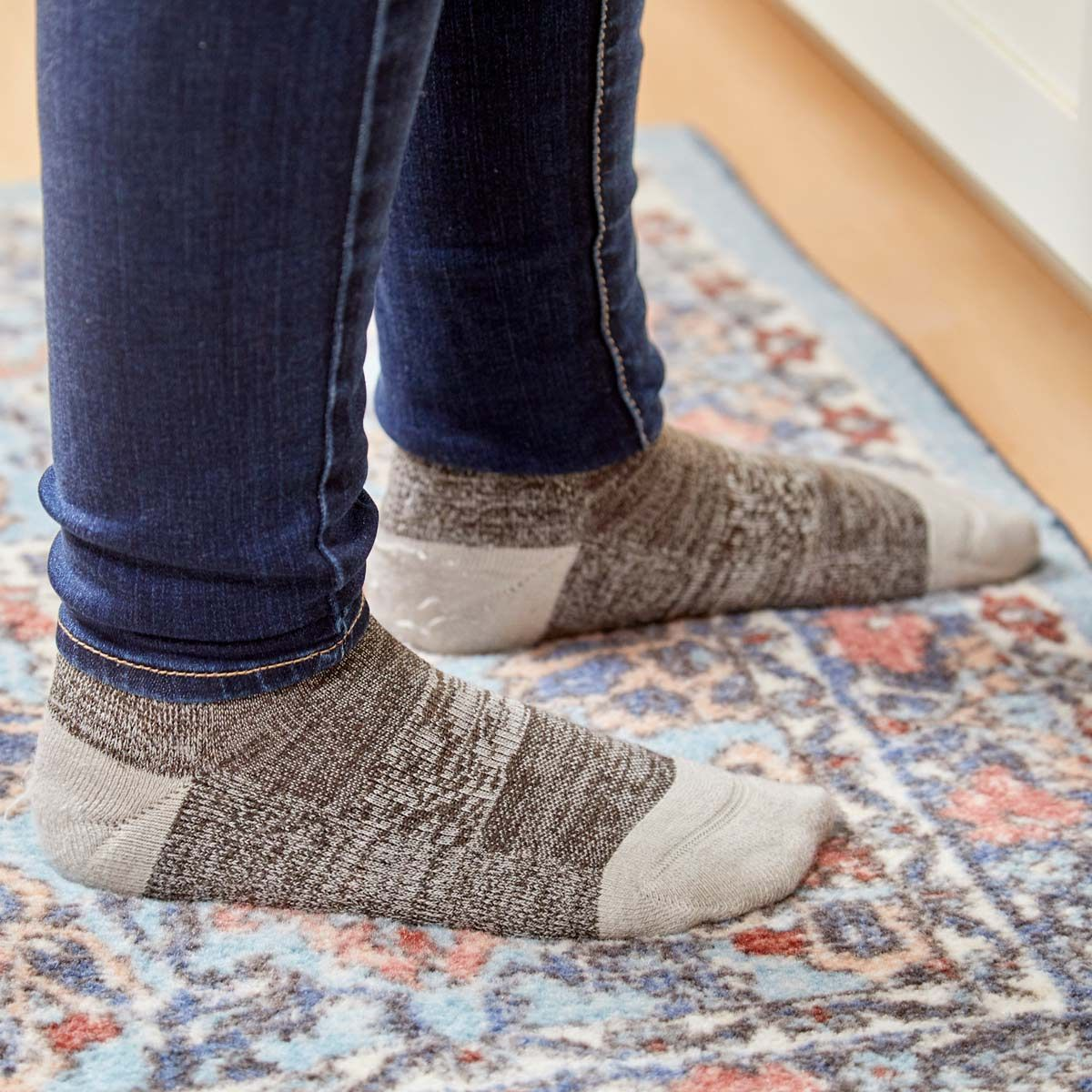 Simple Hack to Make Any Rug Extra Comfortable Washing