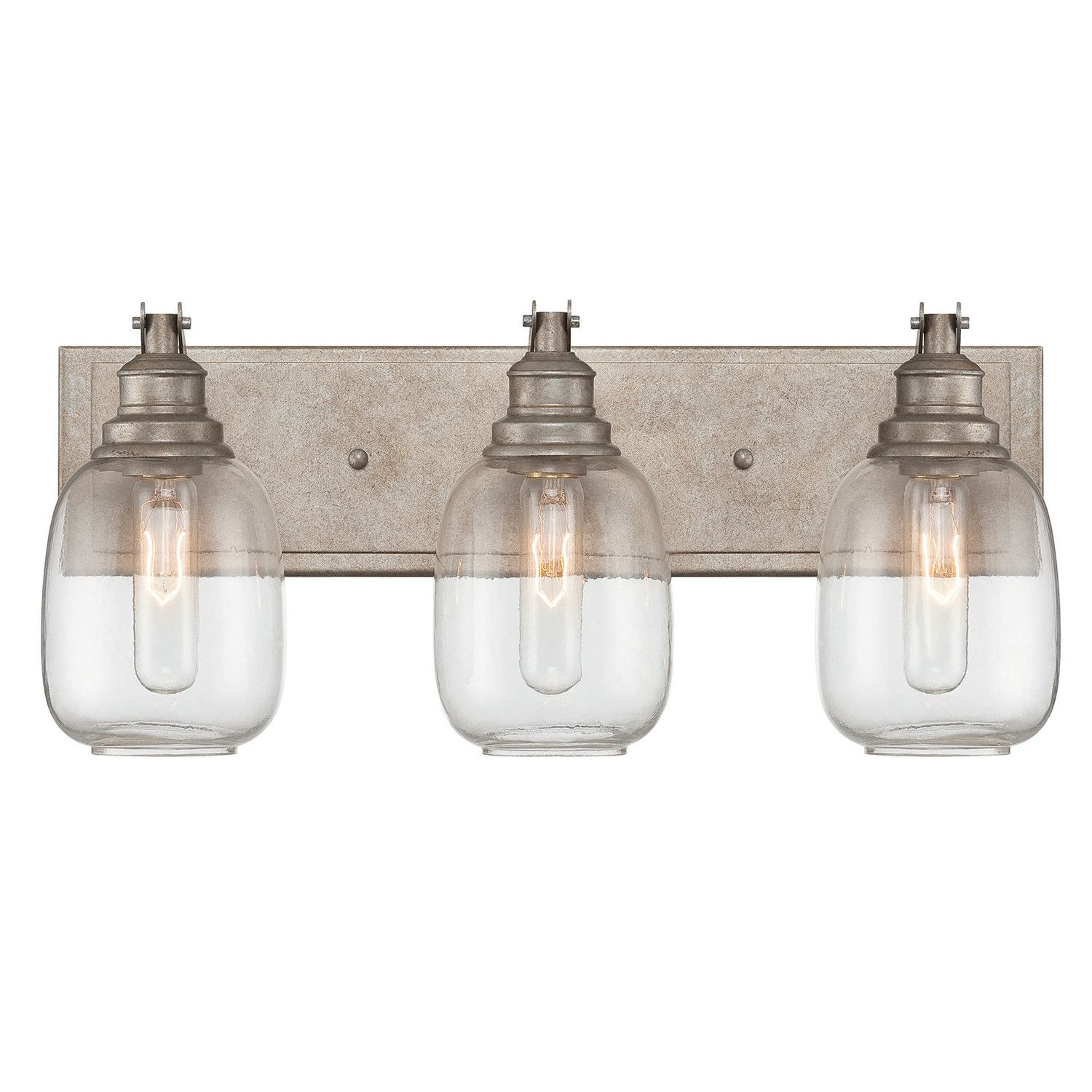 Bathroom Vanities Austin trent austin design marvin 3 light bath vanity light | new house