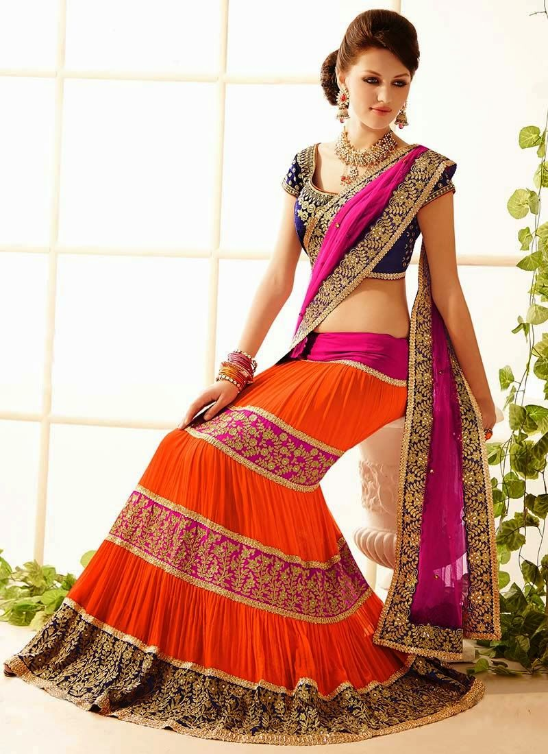 New indian u asian designer saree collection for weddings and