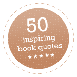My favorite quote from the list:   A good book has no ending. –R.D. Cumming