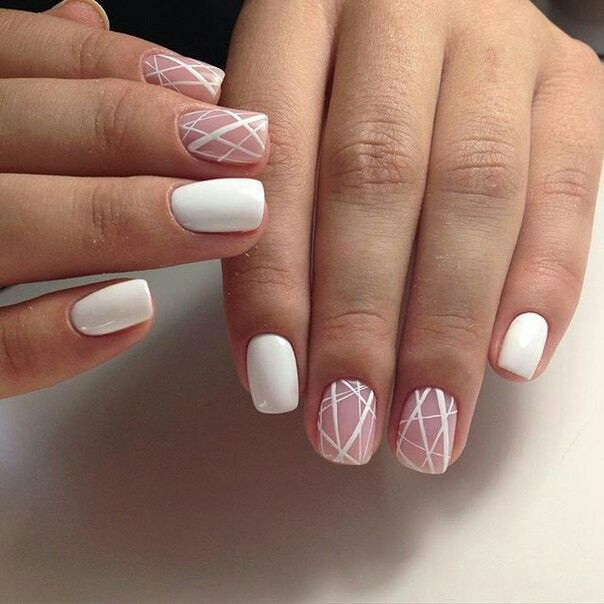 Nail Art magnetic designs for fascinating ladies. - Imagen Relacionada Mis Uñas Pinterest Manicure, Winter Nail