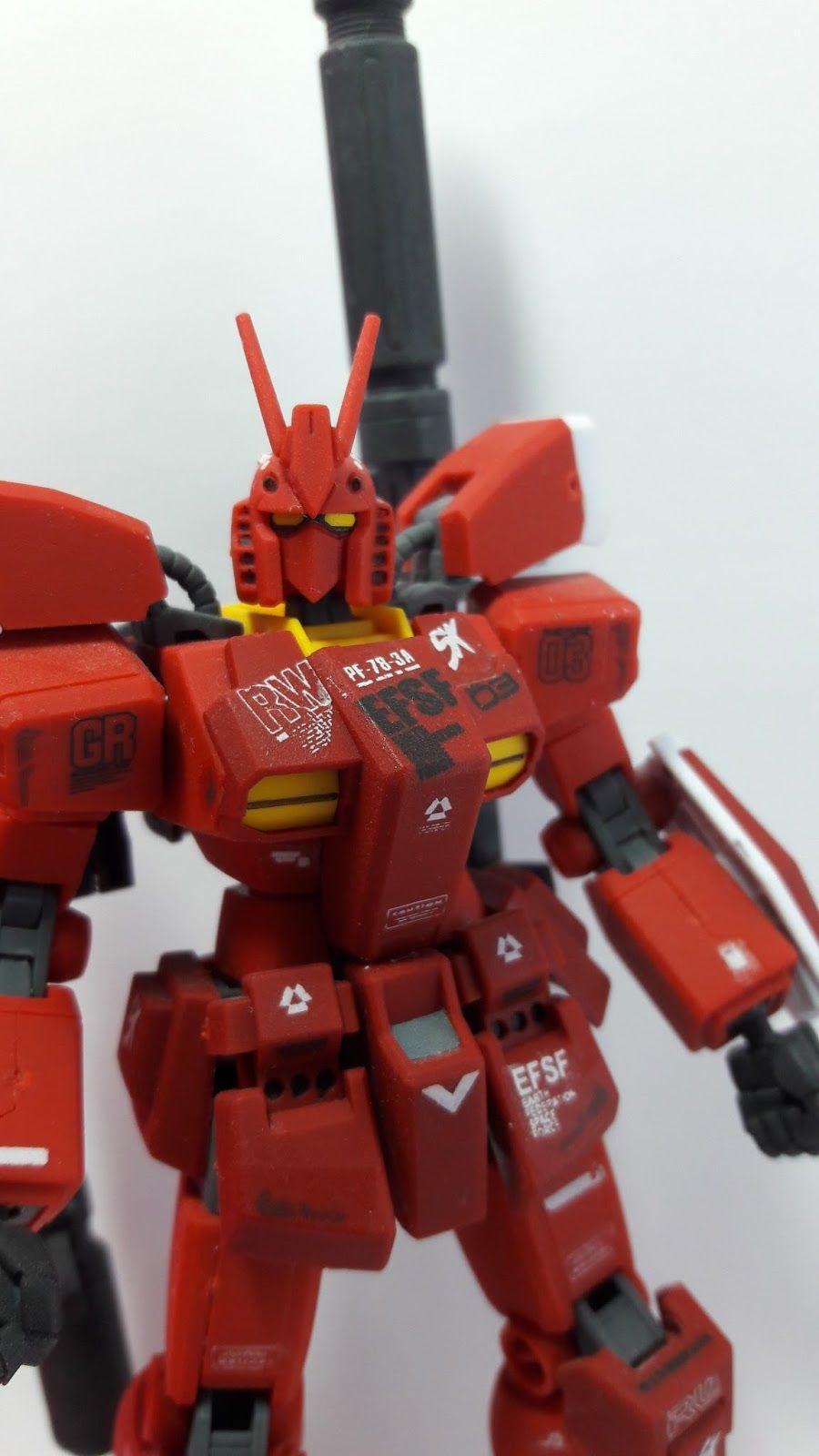 HGBF GUNDAM AMAZING RED WARRIOR Gundam, Robot