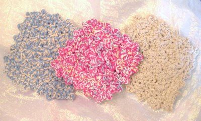 Crochet Cleaning Cloth Pattern