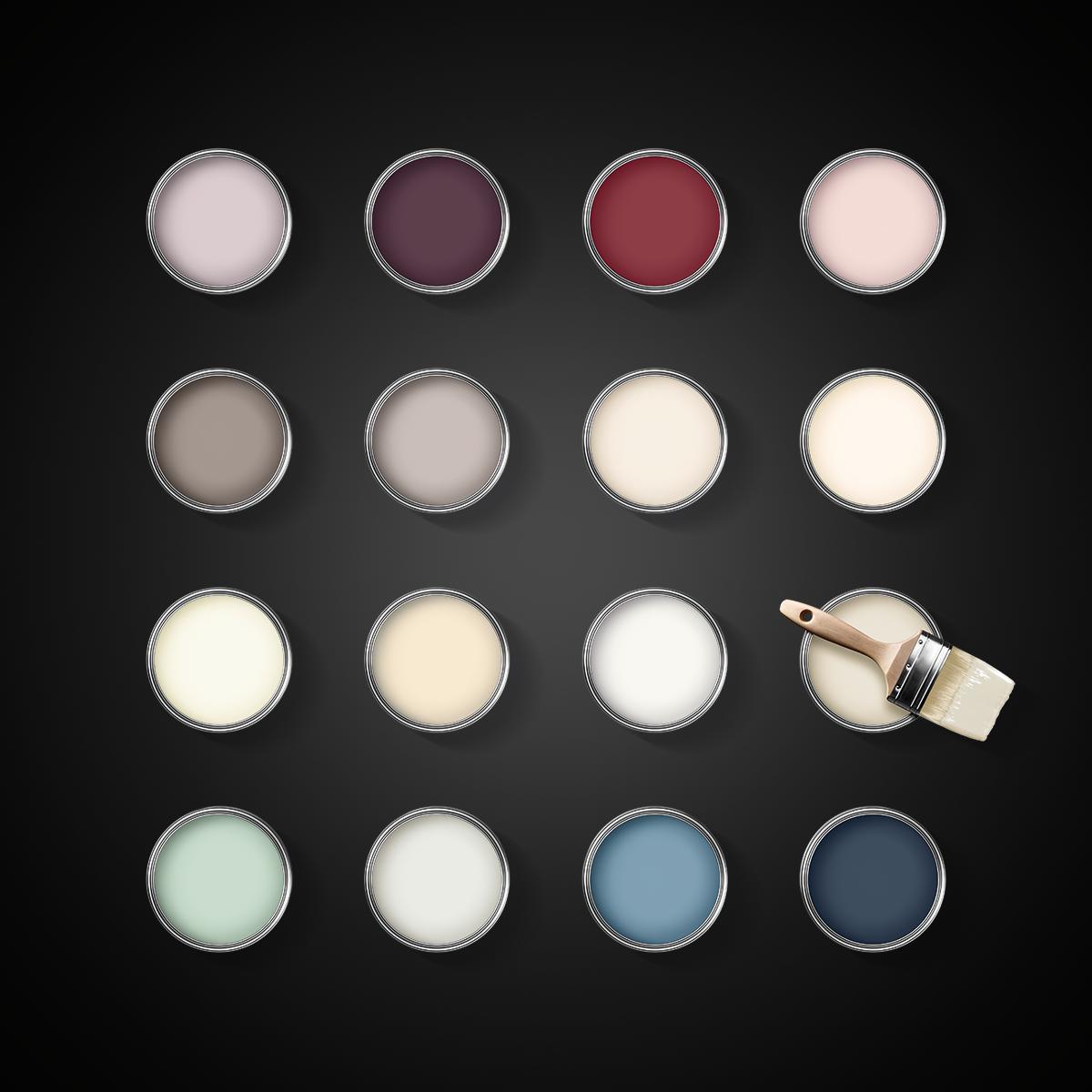 Schöner Wohnen Farbpalette: Pin Auf Kollektion