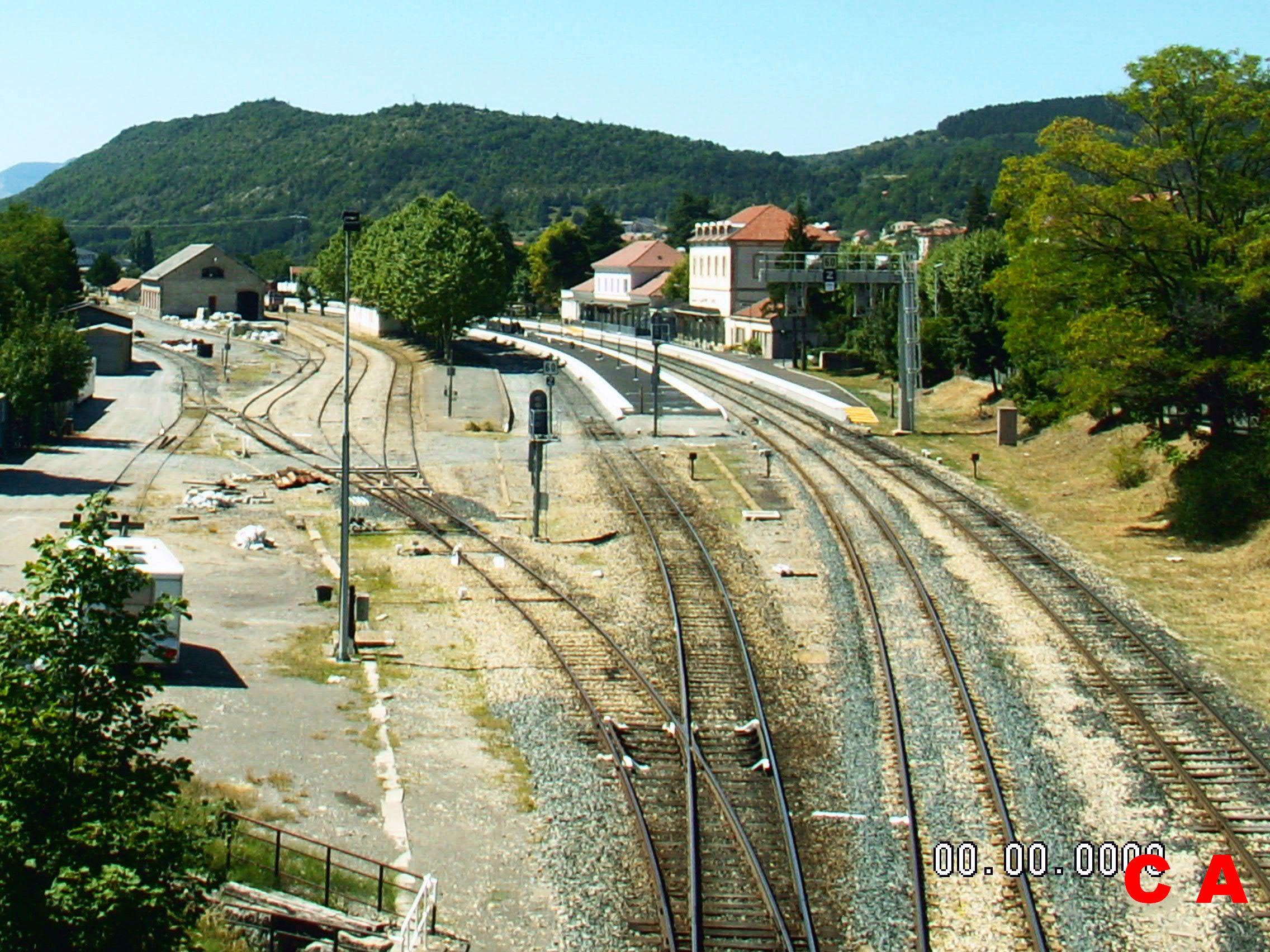Gare de Veyne