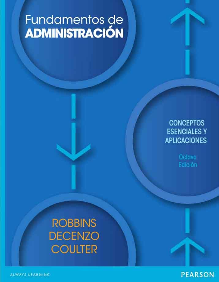 FUNDAMENTOS DE ADMINISTRACIÓN 8ED Conceptos esenciales y ...