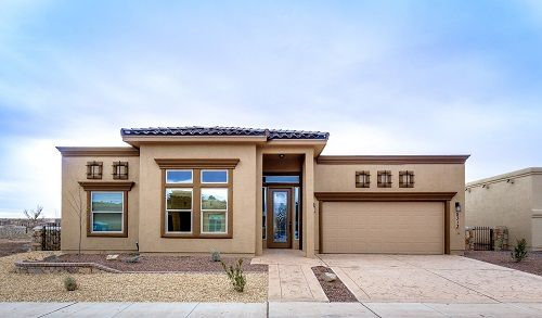 El Paso Custom Home Builders Making Your Dream Home A Reality The