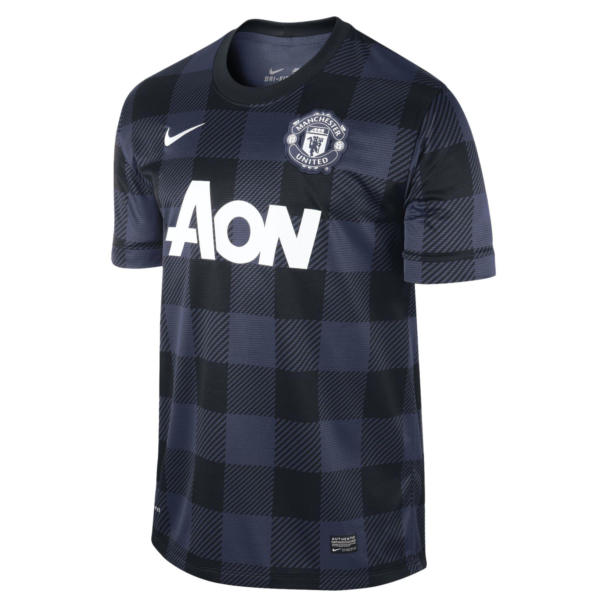 Camisa Torcedor Manchester United FC II  79441bf307f14
