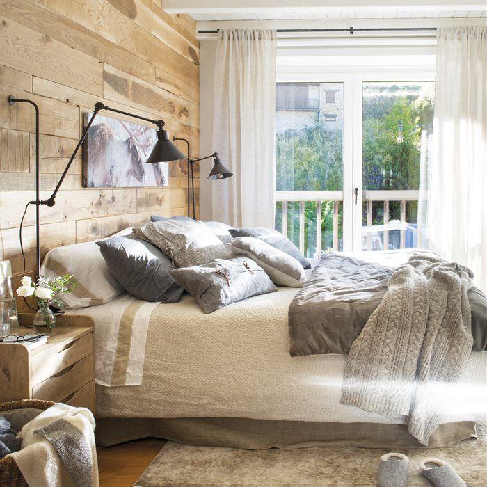 El mueble revista de decoraci n dormitorios modernos y for Revistas decoracion dormitorios
