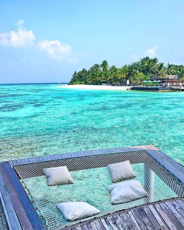 Maldives Beach: Beauty Of Maldives ... @jumeirahdhevanafushi ___ #maldives