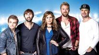 Lady Antebellum: Wheels Up 2015 Tour with Hunter Hayes & Sam Hunt playing 8/22/15 in Tinley Park, IL