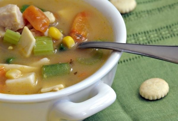 Veggie Soup #crockpot http://greatist.com/health/crock-pot-cooking-budget