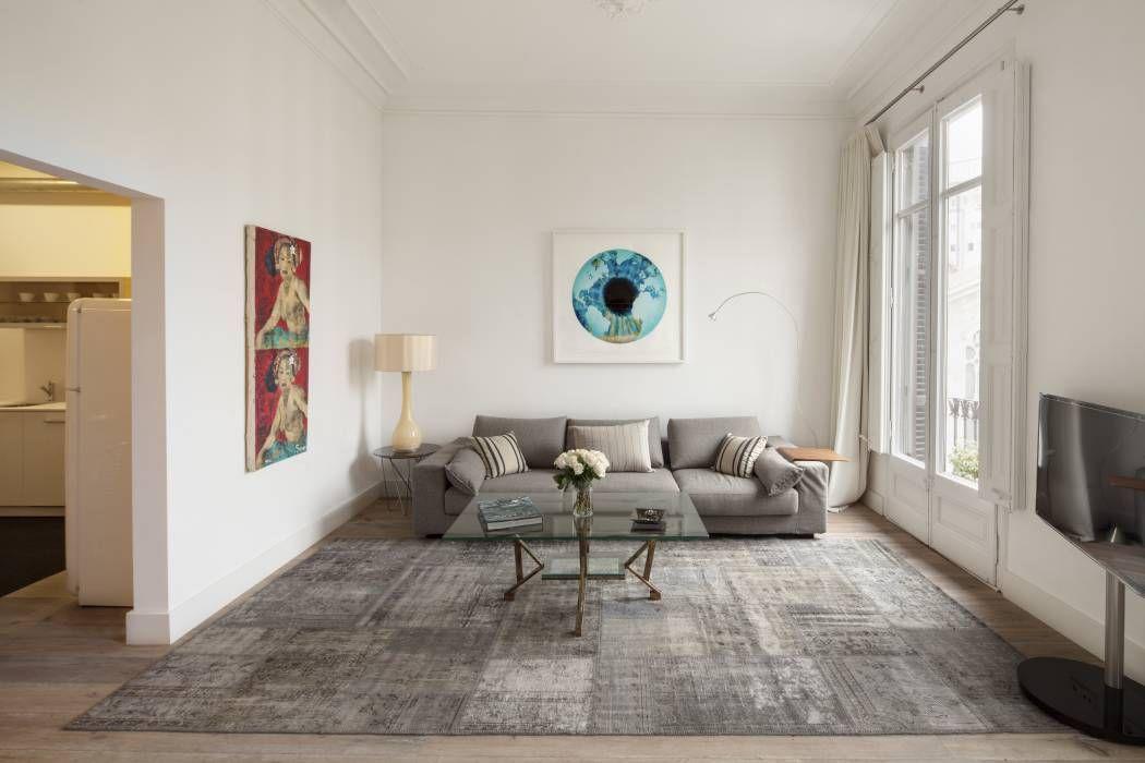 Salas de estar Minimalista por Alex Gasca, architects.