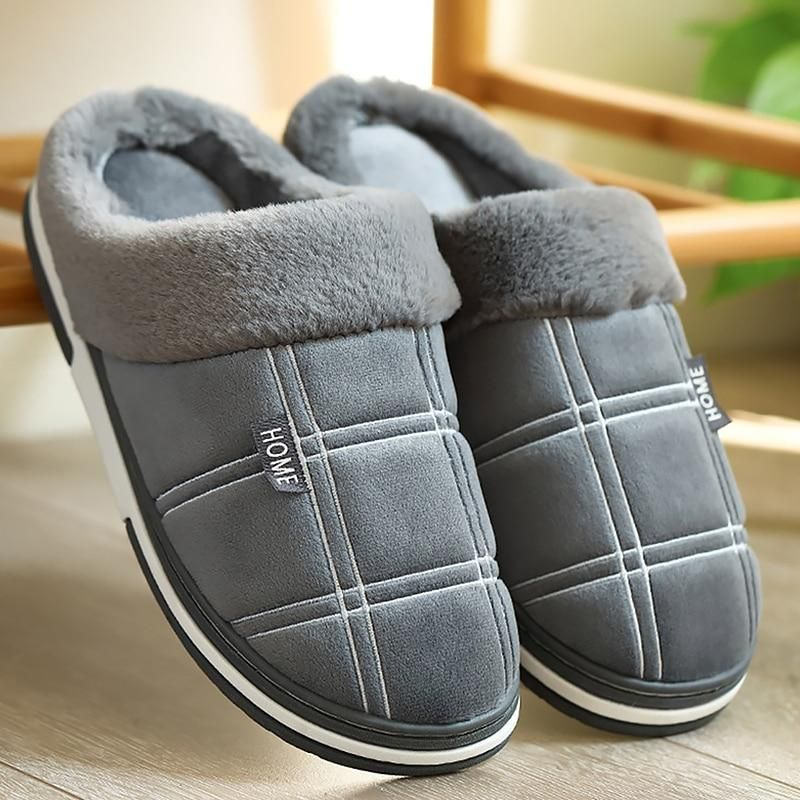 Non-Slip Home Slippers (With Images)