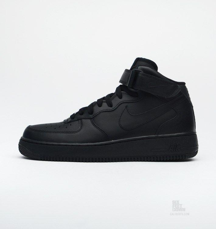 Nike Air Force 1 Mid '07 blackblack
