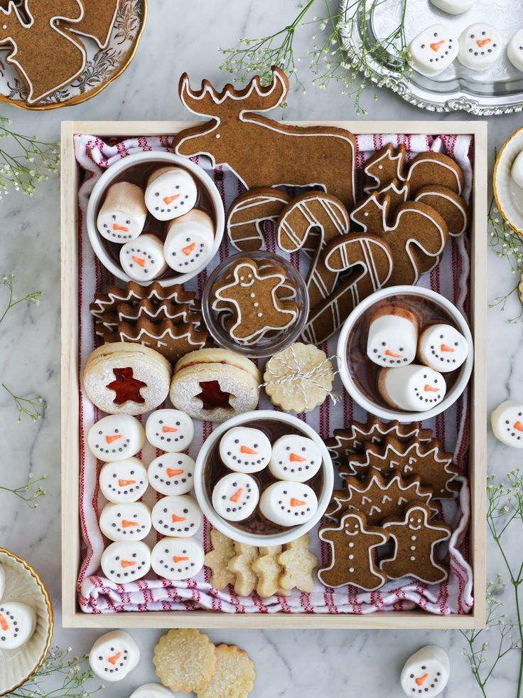 Photo of Speculoos Cookies & Hot cocoa – #christmas #christmasholiday #christmast …