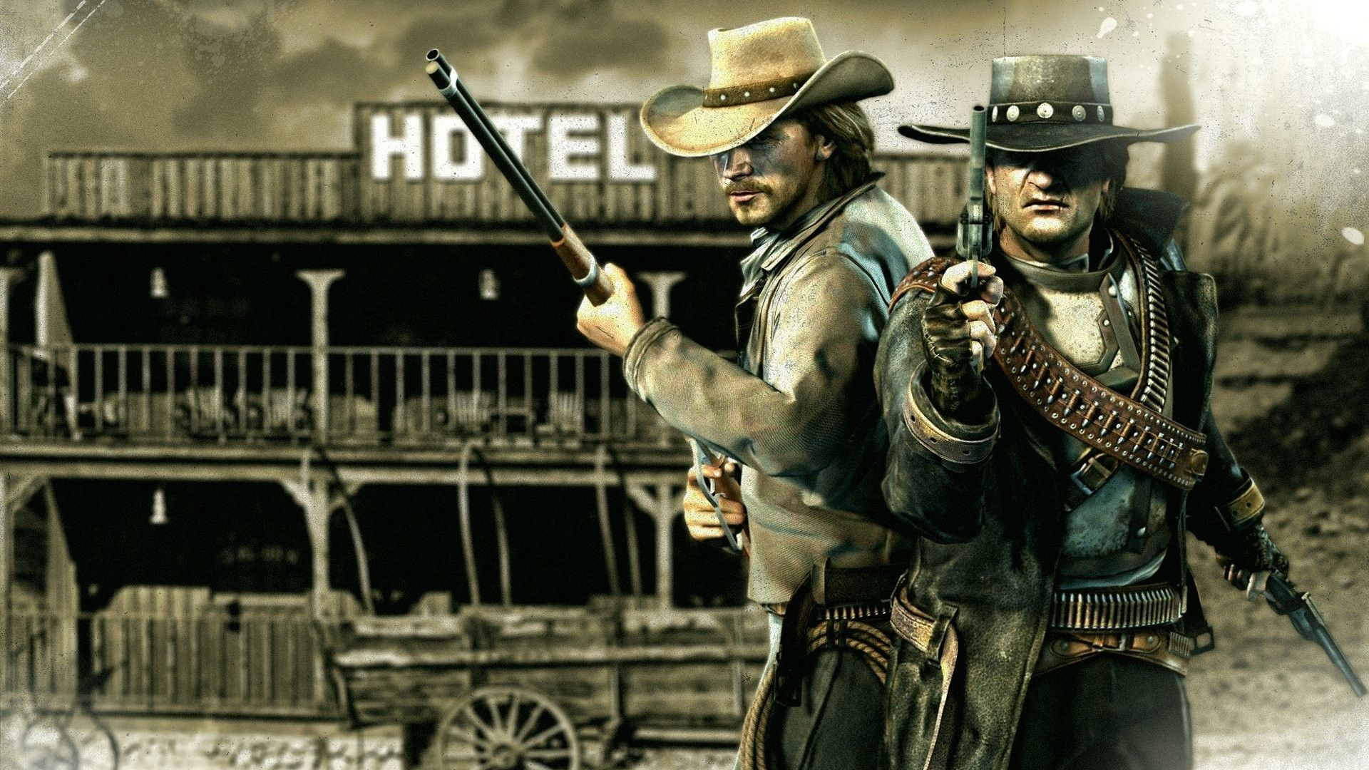 Beautiful Call Of Juarez Billy Gun Hotel Ray Mccall Thomas ...