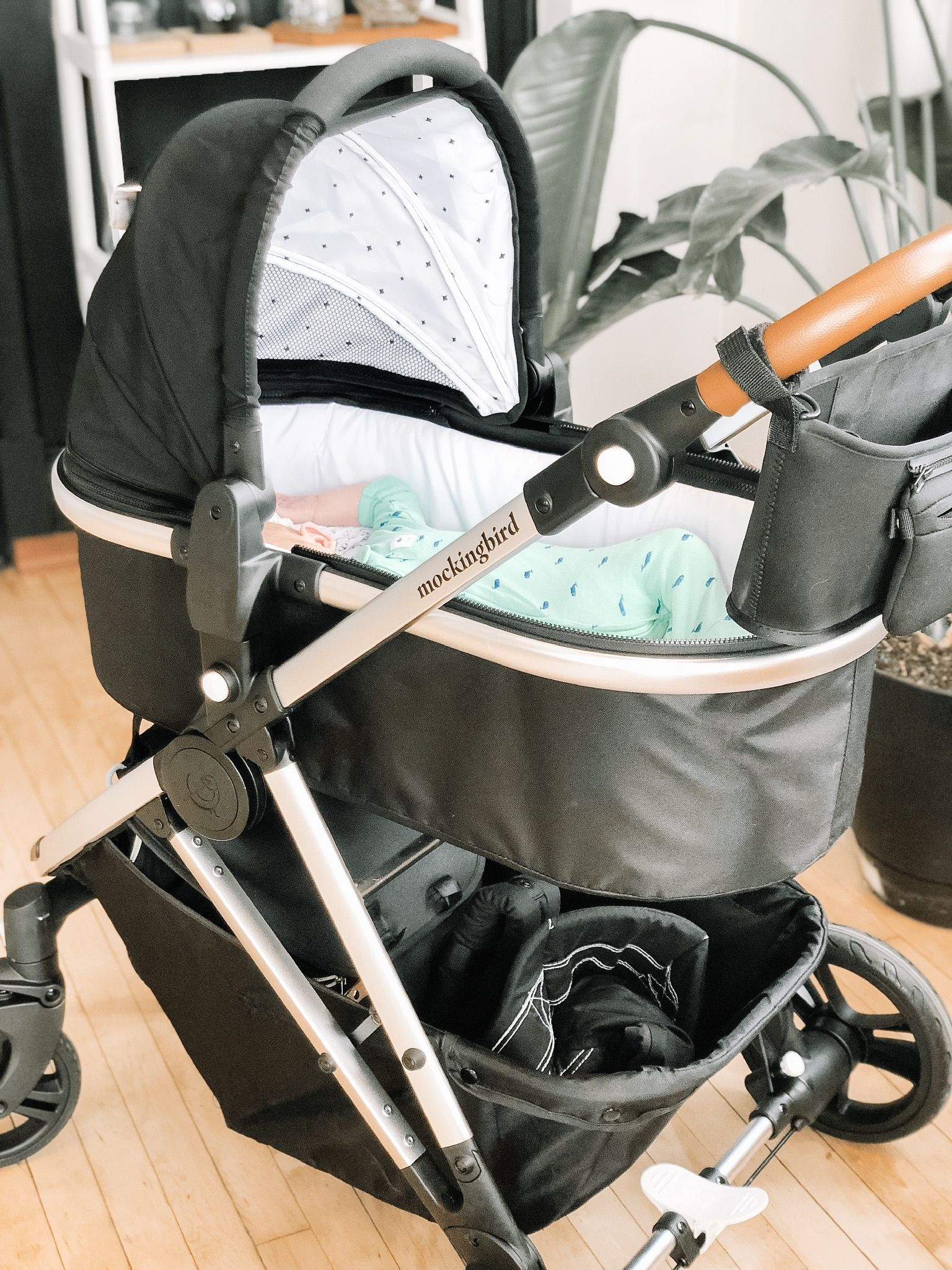 My new favorite stroller the Mockingbird Stroller
