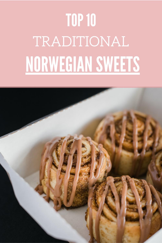 Top 10 Classic Sweet Foods In Norway In 2020 Food Norwegian Food Scandinavian Food