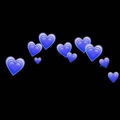 Blue Heart Png 256 256 Emojis De Iphone Imagenes De Emojis